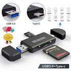 Внешний вид - Micro SD Android Card Reader And Type C USB 3.0 Adapter OTG Cards For TF SDXC SD