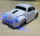 VW Classic Beetle Car wireless Mouse USB Optical 2.4Ghz Laptop PC MAC Mice Gift
