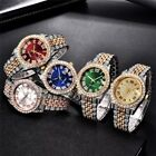Mens Fully Ice out Sport Iced Cz VVS Quality Stainless Steel Bling FREE SHIPPING