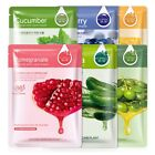 Pack of Korean Natural Moisturising Hydrating Face Mask Sheet Facial Mask