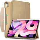 iPad Air 4th Gen Case Flip Folio Cover With Magnetic Clip Full Body Shockproof