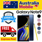 Samsung Galaxy Note 9 As New 512gb 128gb Unlocked Android Smartphone Au Stocked