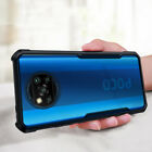 Bakeey for POCO X3 NFC Case with Bumpers Shockproof Anti-Fingerprint