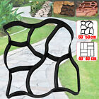 Garden Paving Pavement Mold Patio Concrete Stone Path Walk Maker Reusabl