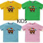 Внешний вид - A BATHNIG APE BAPE KIDS MILO & LISA ICE POP SUMMER TEE 4colors Japan New
