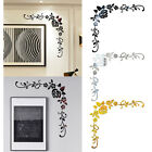 Flowers Removable Wall Stickers Walls Decals Mural Home Room Art Bedroom Decor
