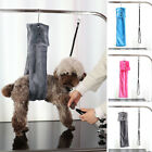 Pet Grooming Table Arm Adjustable No Sit Haunch Holder Restraint Harness S-L Dog