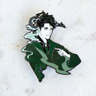 HP Harry Lord Voldemort Tom Marvolo Riddle Metal Badge Brooch Pin Limited