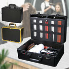 Barber Suitcase Stylist Travel Carrying Suitase Scissors Clipper Tool Storag Box