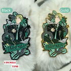 HP Harry Draco Malfoy Metal Badge Brooch Pin Creative Collect Limited