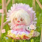 For 20cm Doll Clothes Sunflower Princess Dress Suit Skirt Outfits Cosplay D