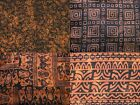Brown/Black Sarong Primitive/Tribal/Celtic TOP QUALITY!