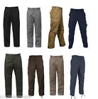 Rothco Mens Tactical Polyester Cotton Pants - Solid Color BDU Pants