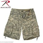 VINTAGE ARMY DIGITAL CAMO INFANTRY UTILITY SHORTS