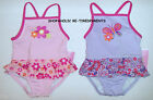 CIRCO - SWIMSUIT - UPF 50+ UV SUNBURN PROTECTION - Ƹ̵̡Ӝ̵̨̄Ʒ -INFANT 12 MO –NWT