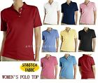 Dickies Women Ladie POLO SHIRT TOP FS013 COLOR XS - 2XL