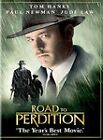 ROAD TO PERDITION DVD Full FS Tom Hanks Jude Law NEW