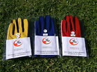 VALUE PACK - 3  Mens Golf Gloves Left or Right Hand -Many Sizes, All Weather