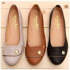 BN Ladies Ballet FLATS BALLERINA Casual Comfy Work Shoes Four Colours to Choose