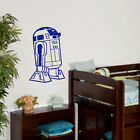 LARGE STAR WARS R2 D2 R 2 D 2 WALL MURAL STICKER TRANSFER