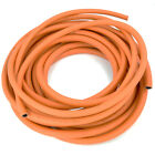 LPG Gas Propane Hose Pipe BBQ Camping Orange Calor Butane Pressure - Select Size