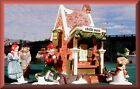 DEPARTMENT 56 #59030 DICKENS VILLAGE CHILDE POND AND SKATERS - set of 4
