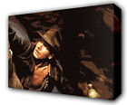 INDIANA JONES HARRISON FORD - GICLEE CANVAS ART