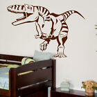EXTRA LARGE DINOSAUR T REX TREX BEDROOM WALL MURAL ART STENCIL TRANSFER DECAL