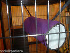 FERRET,RAT,RODENT,CHINCHILLA HANGING TUNNEL IN VARIOUS COLOURS