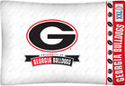 NCAA Licensed Pillowcase - Microfiber - Ships in 1 Day - 15 Teams