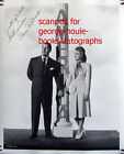 ANN RICHARDS - BRIAN DONLEVY - PHOTOGRAPH - SIGNED  - AN AMERICAN ROMANCE