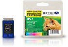 Remanufactured Jettec HP57 Colour Printer Ink Cartridge for Officejet 5500 &more