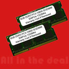 16GB 2 X 8GB DDR3 SODIMM 204PIN 1333MHz PC3-10600 LAPTOP HP IBM 1333 16 GB RAM