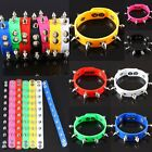 Punk Stainless Steel Rivets Spike Studs Silicone Rubber Cuff Bracelet Wristband