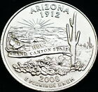 2008 P Arizona State ~ Washington Statehood Quarter from Orignal U.S. Mint Rolls