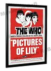 The Who Pictures of Lily Promo Poster 1967
