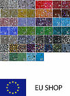Swarovski Technology 6mm bicone crystal Beads #5301 53 colors! Part 2. 31-53