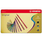 Stabilo Original Colouring Pencils Tins of 12, 24 & 36 Available All Colours