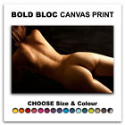 Sexy Female NUDES EROTIC  Canvas Art Print Box Framed Picture Wall Hanging BBD