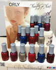ORLY Nail Lacquer- NAUGHTY OR NICE Collection of Xmas 2012 - Choose Any Color