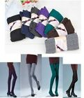 Korea Warm Thicker Knitted Braid TIGHT LEGGING Stocking Hot 5 Color To Choose