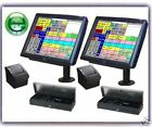 2 Lane Bar/Restaurant  EPOS system with ICRTouch