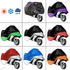 Outdoor XL XXL Motorbike Motorcycle Waterproof UV Protective Breathable Cover