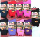 2.4 Tog 4-7 Iconic Thermal Womens Hiking Boot Ski Socks Red Blue Purple Pink Etc