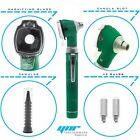 YNR Otoscope Mini Fiber Optic Medical Diagnostic Examination NHS CE approved NEW <br/> ✔FREE Post✔10 Specula✔1x FREE BULB✔NHS GP Approved✔AA+