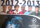 Adrenalyn Champions League 2012 -2013 MAN CITY BASE CARDS PICK THE 1s YOU NEED