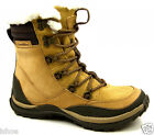 CATERPILLAR CAT FEVER HONEY LEATHER WALKING HIKING OUTDOOR ANKLE BOOTS SIZE 3-8