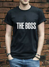 THE BOSS T-SHIRT HIPSTER SWAG SPRINGSTEEN INSPIRED MENS WOMANS L0152