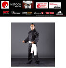 Blitz Sport Adult Kung Fu Suit SIZE 160cm - 210cm Black or Black/White