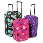 EasyJet Cabin Approved Travel Wheeled Trolley Hand Luggage Suitcase Case Bag